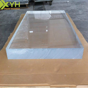 Hot selling high quality Transparent color PMMA Acrylic sheets