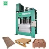 Factory compressed wood pallet making machine for sale