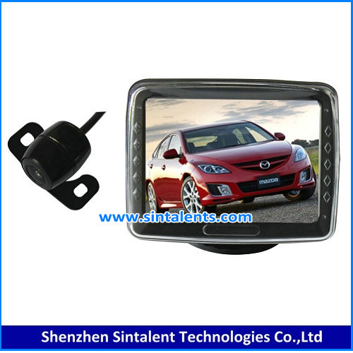 3.5inch Rearview wireless crane camera system