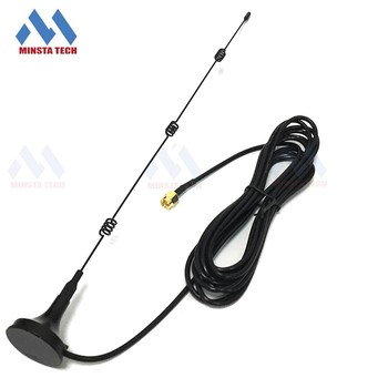 12dbi Outdoor Wifi Signal Booster,Magnetic Outdoor High Gain Wifi  Antenna,Magnetic Sucker Wifi Receive Booster - Buy Outdoor Wifi Signal
