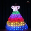 Newest Adult Light Up Clothing, LED Costume Dress