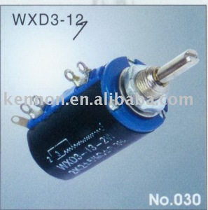 Wire Wound BOURNS BI rotary Potentiometer WXD3-13 3540S 10K 100K 5K 4.7K