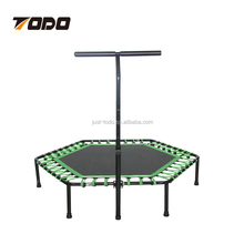 Hot Sales Fitness Professional Trampoline With Safety Net