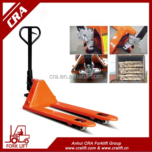 2 ton hand pallet truck china