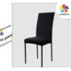Fully Stock Black Spandex Dining Restaurant Computer Home Chair Cover