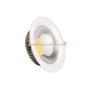 Hot Commercial Led Downlight Led Recessed Orientable 5 Or 6 Inch Recessed Rotatable Downlight 20w 26W 30w