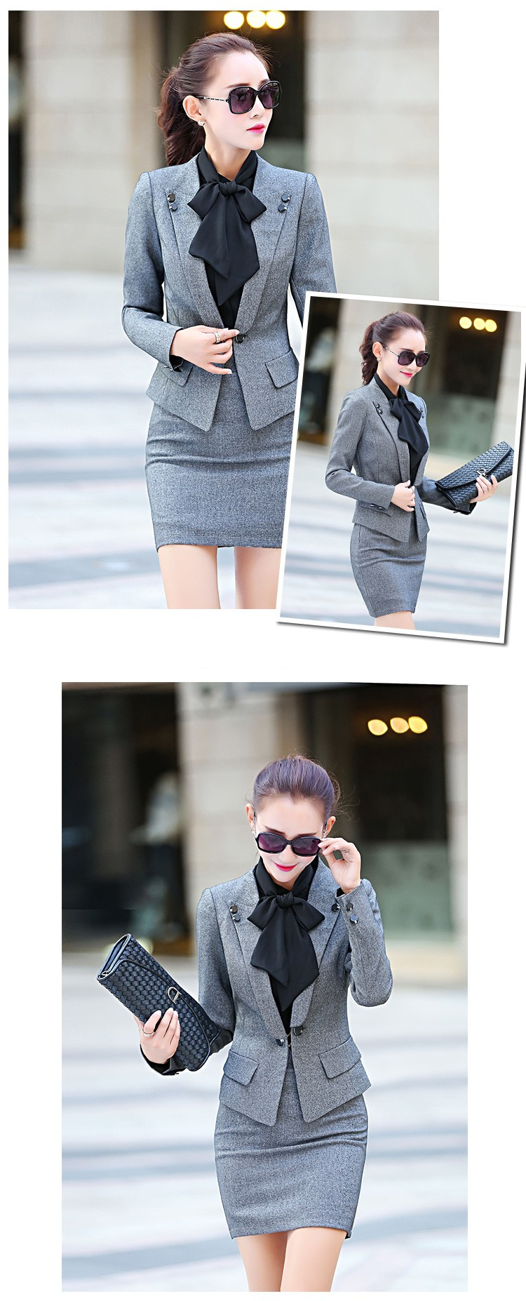 Neue Mode Frauen Casual Blumendruck Blazer Anzug Damen Langarm Jacke Buy Korea Mode Langen Mantel,Damen Flügelhülse Mäntel,Frau Mäntel Und Jacken