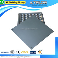 Stainless steel honeycomb panel for decorative ceiling and raised floor