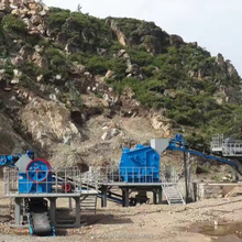 Shanghai widely use jaw crusher mining/smelting/building material/ railway /Industry