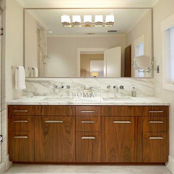Boma 2017 Bathroom Vanity Solid Wood Washbasin Cabinet Design With