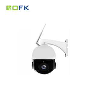 Smart Mini Pan Tilt Zoom Speed Dome Camera Wireless Wifi IP Camera