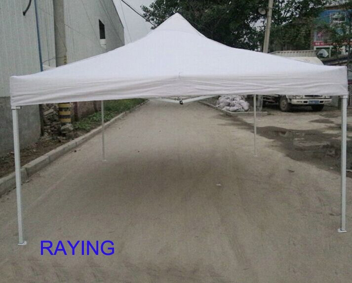 Cheapest 10ft x 10ft White Metal Gazebo Canopy Tent Wedding Party Pavilion Cater