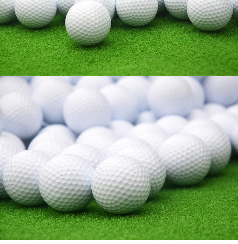 Wholesale High Quality Customized Logo Golf Ball