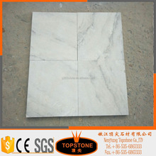 2017 latest modern style selections white marble price wall tile