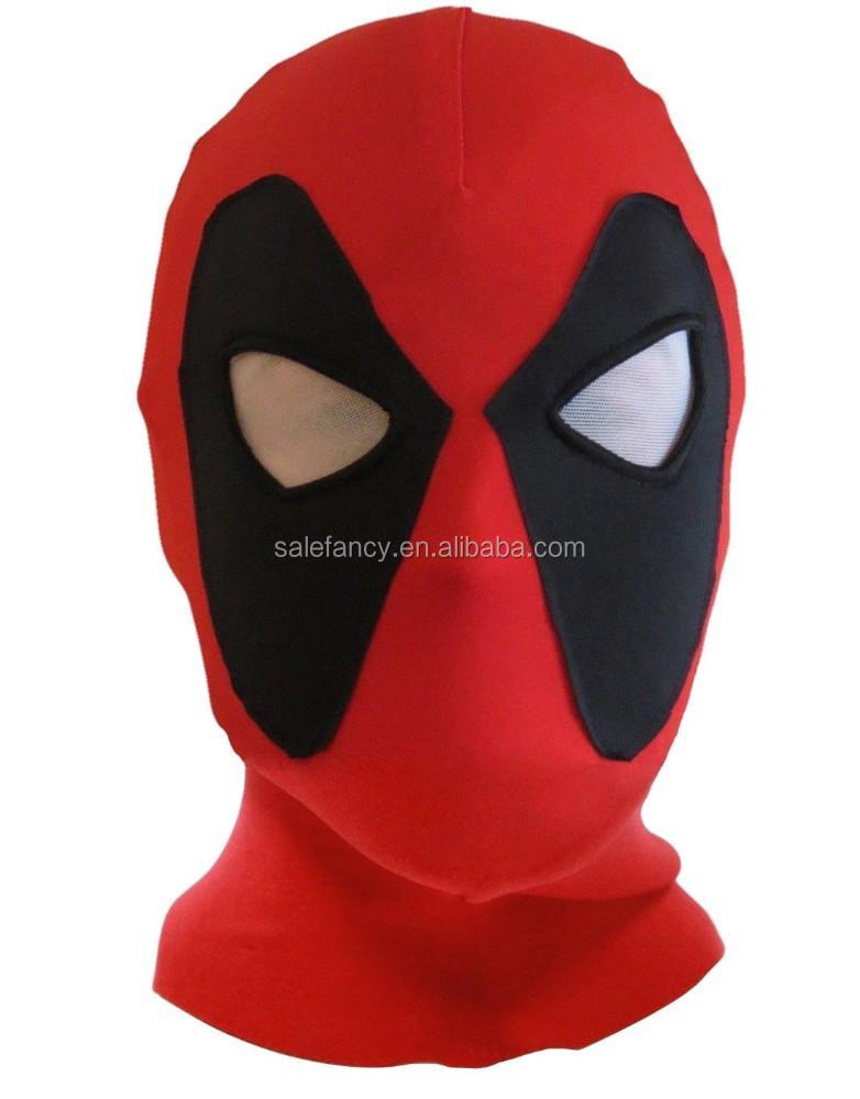Catálogo de fabricantes de Máscara De Deadpool de alta calidad y ...