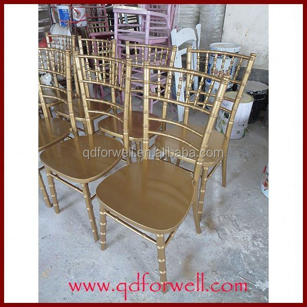 good sale Acrylic wedding ceremony chairs for coffee hotel