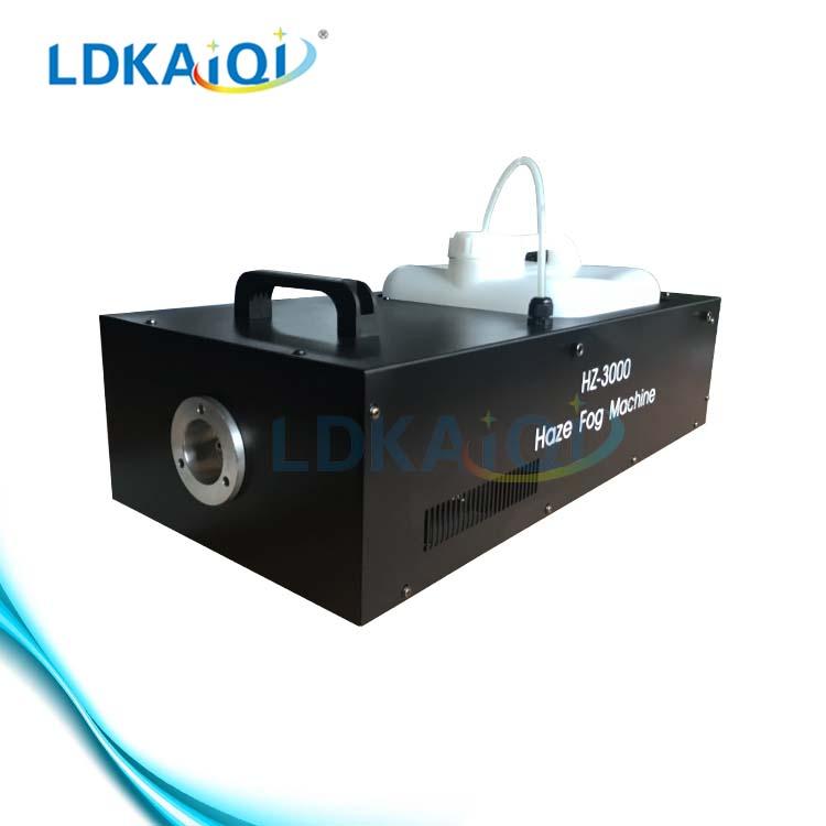 Yüksek kaliteli DJ canlı gösteri müzik konseri etkisi ekipmanları DMX512 kontrol 600w hazer makinesi çift sis makinesi