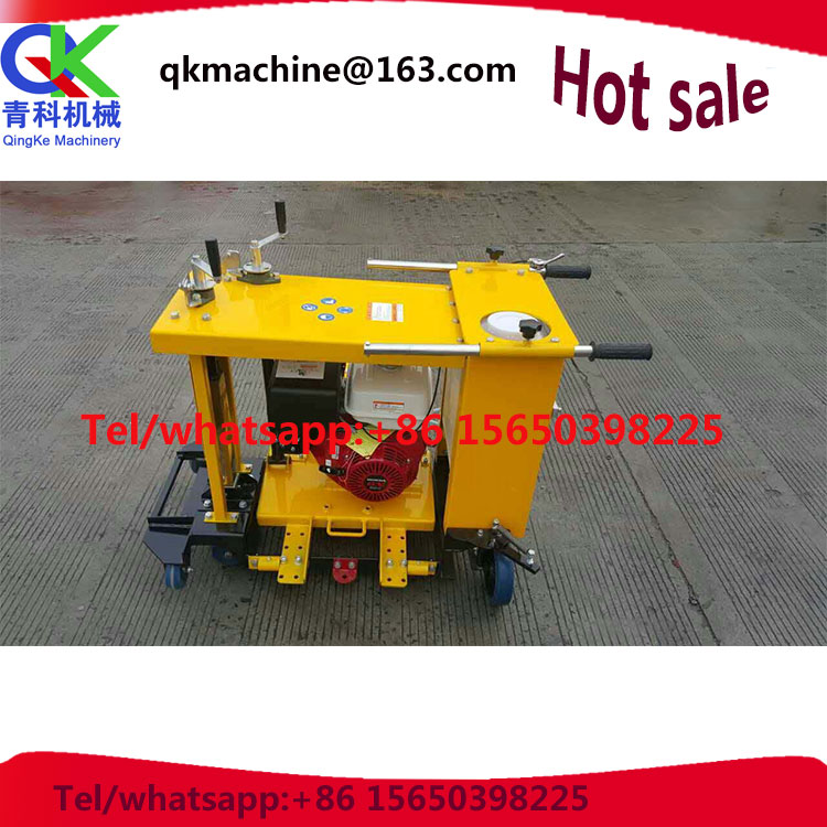 Road round manhole covers cutting machine concrete road cutter price