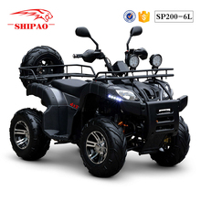 SP200-6L Shipao cost effective racing 4 3-wheel atv
