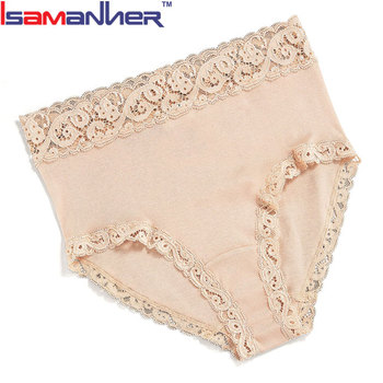 Custom stretch lace elastic band waistband underwear