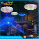 Advertising inflatable LED balloon special shape LED lights for decoration