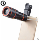 mobile phone external telescope lens 12x zoom lens for iphone