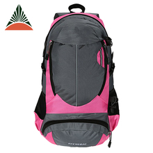 Waterproof Nylon Outdoor Camping Hiking Climbing Mountaineering Backpack For Women