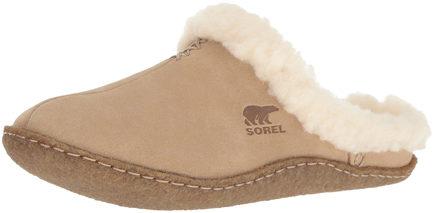 e758f2d588d0 Get Quotations · SOREL Women s Nakiska Slide Slipper