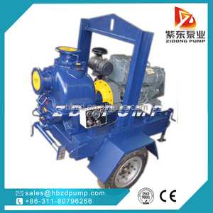 gold mining water pump for dirty water