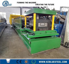 Building Material Steel Framing C Z Purlin Roll Forming Machine