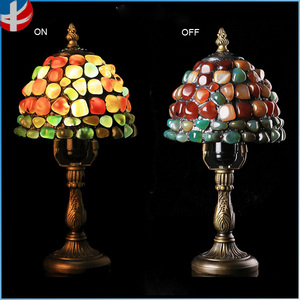 Wholesale Art Tiffany Table lamps, Art Tiffany desk lamp Tiffany stained glass lamp for home
