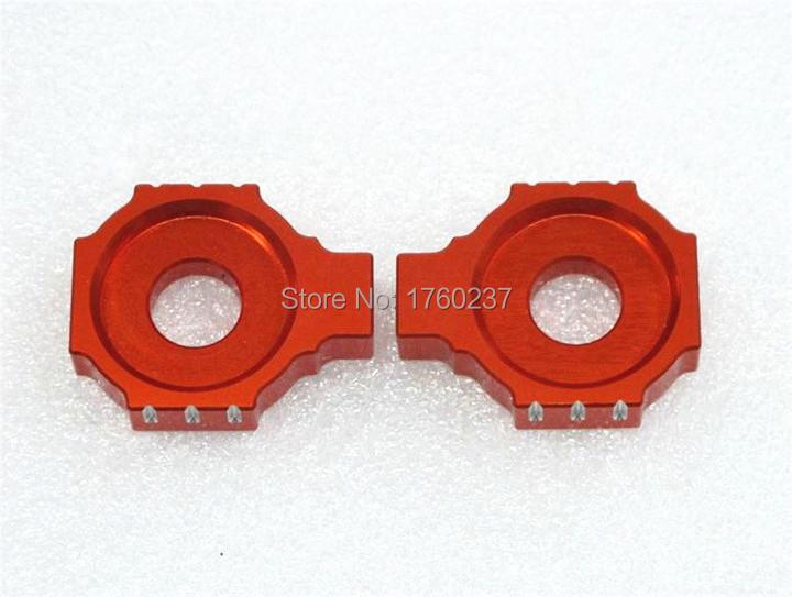 UFO Plastics Chain Slider Black KTM 125-520 SX EXC 97-06