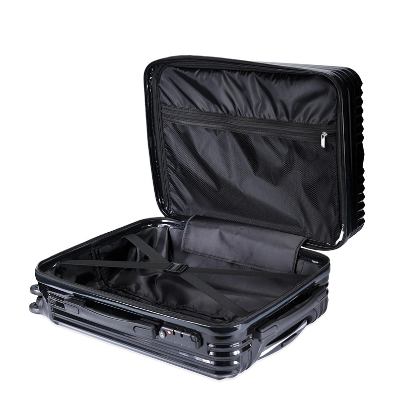 20'' 24'' 28'' hard shell luggage cabin luggage bags cases