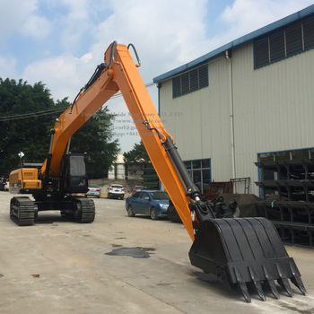 Sany Long Reach Excavator Boom And Arm For Sy215 Sy225 Sy235 View Sany Long Reach Excavator Boom And Arm Sany Excavator Boom And Arm Product Details From Dongguan Haide Machinery Co Ltd On Alibaba Com