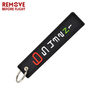 Fashion Bijoux 6 5 4 3 2 N 1 Launch Key Chain Keychain for Motorcycles and Cars Stalls Tag Cool Embroidery Key Fobs OEM Keychain