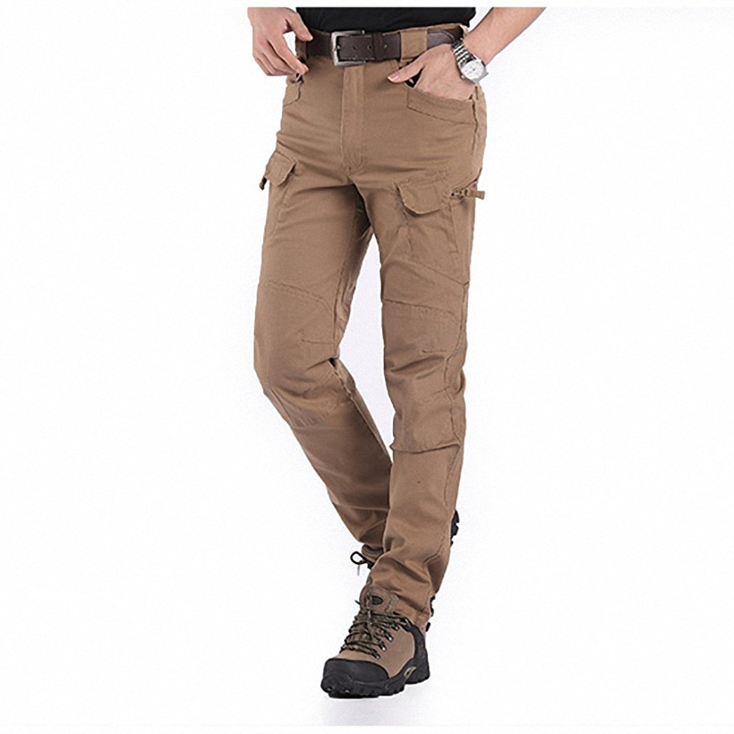 c0031a4c9a Get Quotations · Tactical clothing men cargo pants IX7 military trousers,  spring summer casual military army pants,