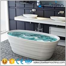 Romantic Bubble Spa Hot Tub,Freestanding Installation Type 1800mm, BS-8631