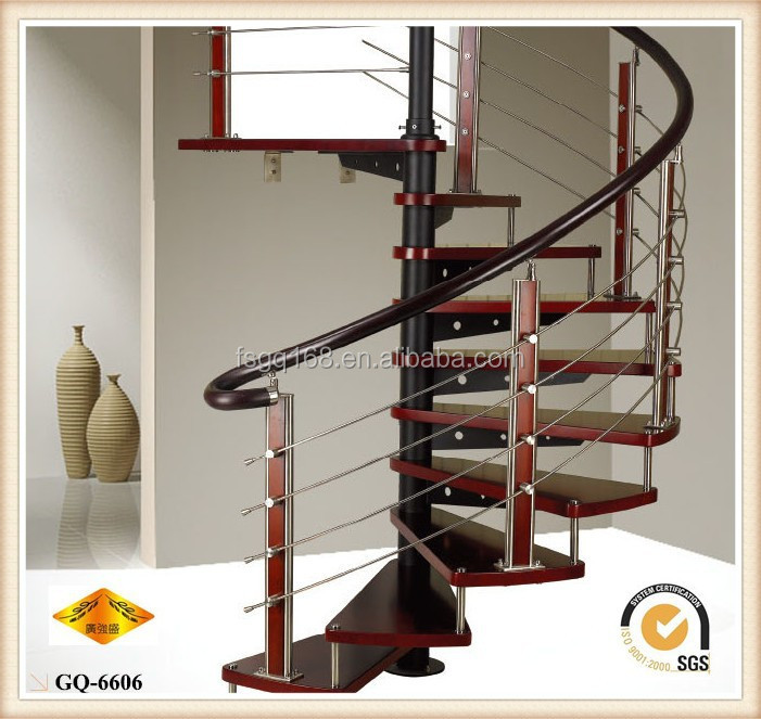 Stainless steel outdoor spiral staircase prices buy used - Exterior metal spiral staircase cost ...