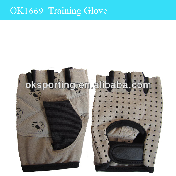 Gym Fitness Custom Neoprene Weight Lifting Exercise Training Gloves