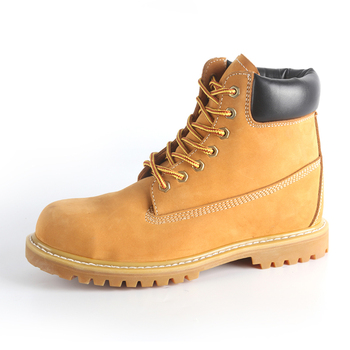 f290a6fa967 Yellow Nubuck Leather Composite Toe Cap Best Serve Safety Shoes Shandong  Supplier,Lightweight Safety Cheap Men Work Boots Sn431 - Buy Best Serve ...