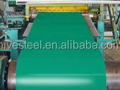 Ppgi coils Roofing Sheets 0.2mm-0.5mm Thickness Color Coated Steel