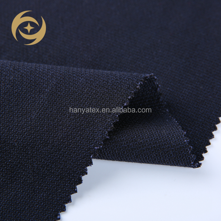 new design hot sale microfiber shiny polyester spandex tr pocketing fabric