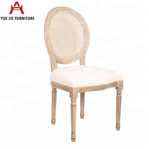 Wooden Design Antique Dining Chair For Hotel YJ04