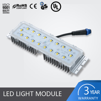 New LED module 100ml/1W led streetlight 15W-60W led flood light 3 years warranty