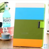 Alibaba in baidu hit color stand Tablet covers for iPad air leather case