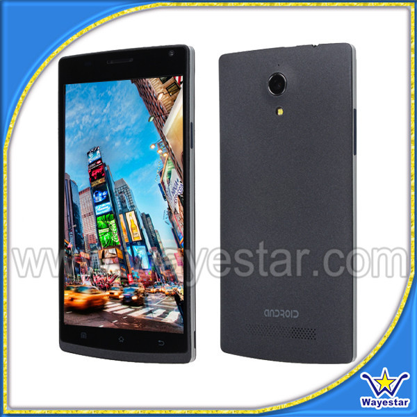 Unlocked 4G Two SIMS MTK6735 Quad Core Mobile Phone K6
