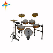 Custom EDS Plastic Elektrische Drum Set <span class=keywords><strong>Professionele</strong></span>