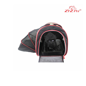 Pet Carrier Expandable for dog or cat Pet Carrier foldable