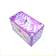 Kid's doll suit case storage box paper packing box, gift cardboard suitcase boxes