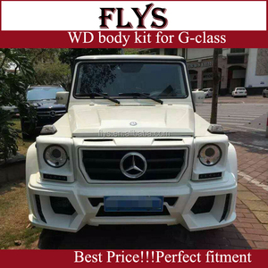 wald type For G-class G55 G500 G65 /body kits/auto kits  Factory price!!!